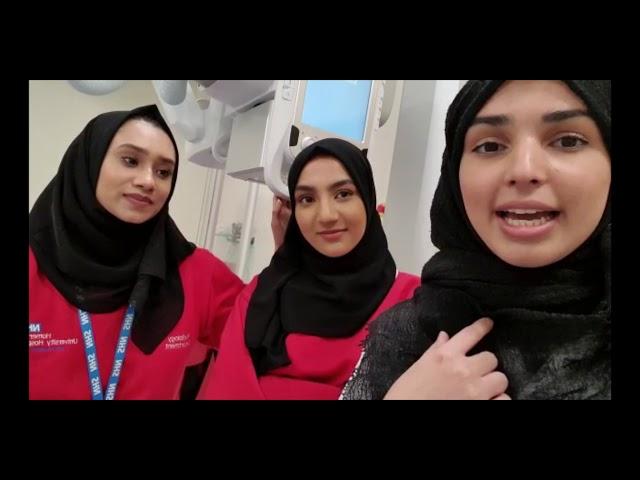 International Womens Day at Bigland Green 2020