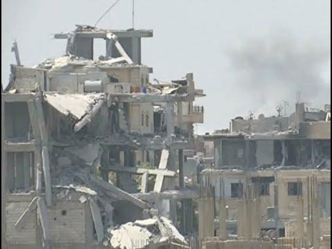 أخبار عربية - غارات مكثفة للتحالف الدولي على #داعش في الرقة  - نشر قبل 12 ساعة
