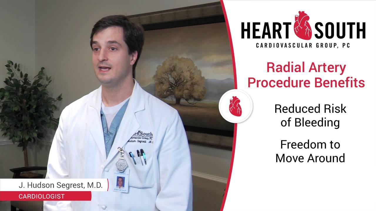 J  Hudson Segrest, M D  | Heartsouth Cardiovascular Group