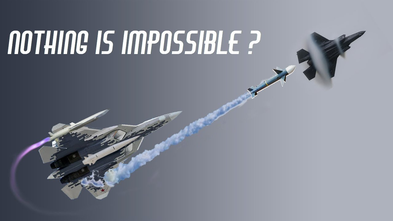 Download Nothing is impossible? Russia's Su-57 Stealth Fighter Can Beat the American F-35