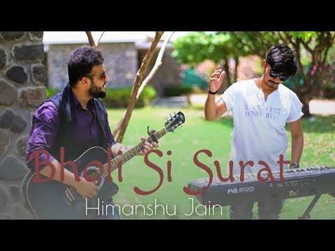 Bholi Si Surat Cover Himanshu Jain | Dil Toh Pagal Hai | Shah Rukh Khan, Madhuri Dixit
