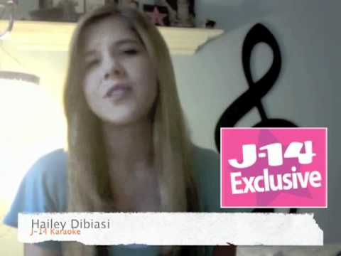 J-14 Exclusive: Karaoke with Majors & Minors' Hailey Dibiasi