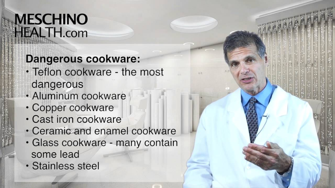 Aluminum cookware dangers
