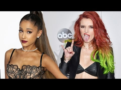 Ariana Grande vs. Bella Thorne: Hottest 2016 AMAs Style