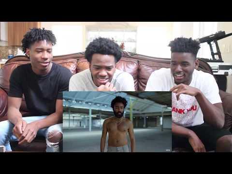 Childish Gambino - This Is America   MUSIC VIDEO REACTION
