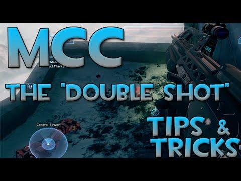 HOW TO DOUBLE SHOT TUTORIAL   Halo MCC   Halo Tips & Tricks   Halo 2 Anniversary Glitch