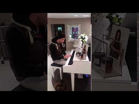 Day in the  life Marble Arch Salon - Piano Music