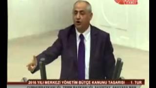 Musa Çam / 27 Şubat 2016 / Bütçe Görüşmeleri 1.Tur Konuşması