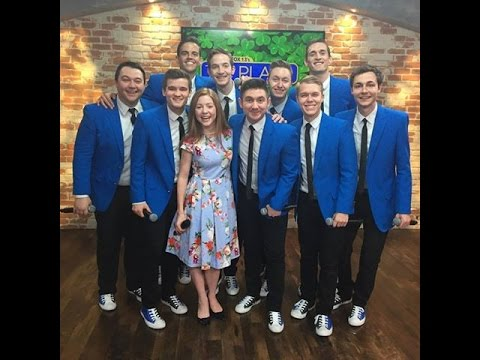 Lexi Walker and BYU Vocal Point - Beauty and the Beast (+Interview Fox13)
