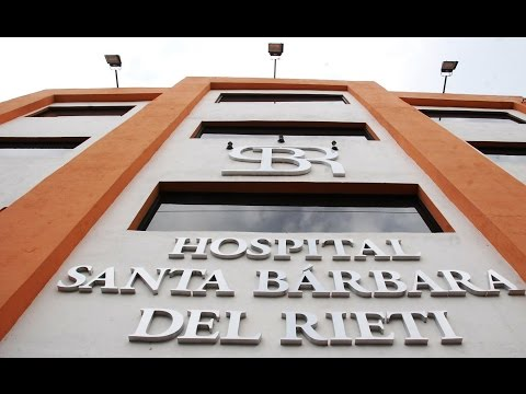 Video Institucional Hospital Santa Bárbara Del Rieti