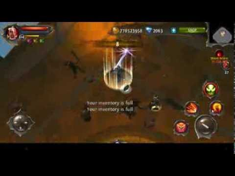 Dungeon Hunter 4 - Blood Match - 76 Million Blood In One Game (17-02-2014)