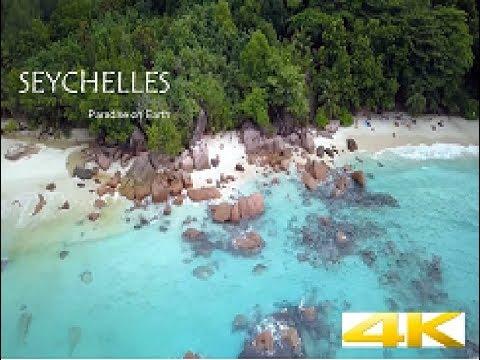 SEYCHELLES - Paradise on earth / dji drone 4k
