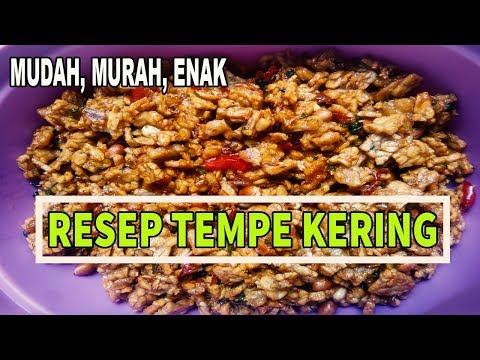 cara-membuat-kering-tempe-●-tempe-orek-kering