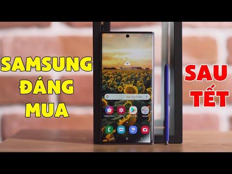 Nên Mua điện Thoại Samsung Nào Sau Tết?