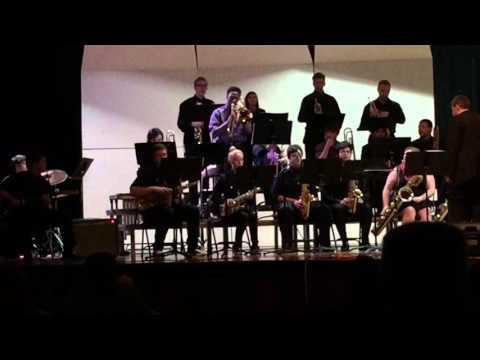 2016 Hopkinsville High School Jazz Band, Set 1