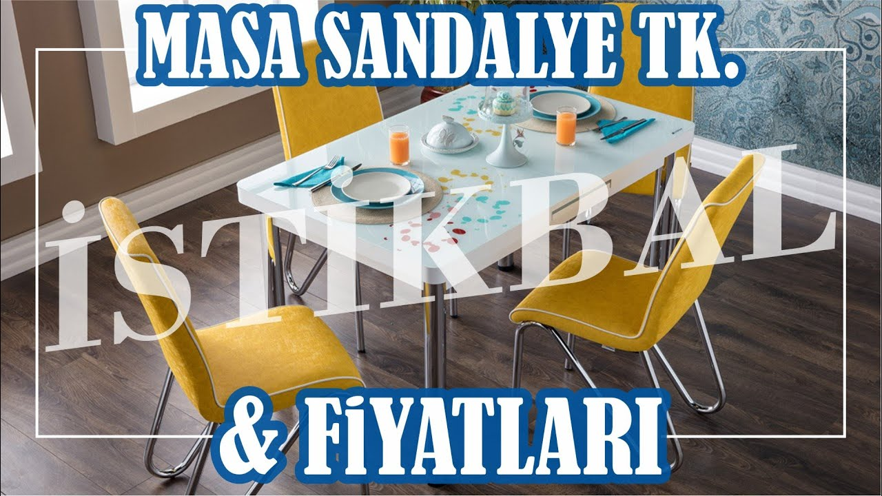 Istikbal Furniture Kitchen Table Chair Prices