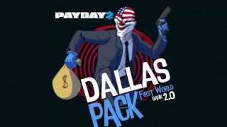 Payday 2: Crimefest 2015 Day 6 - First World Bank and Drill Card Drops