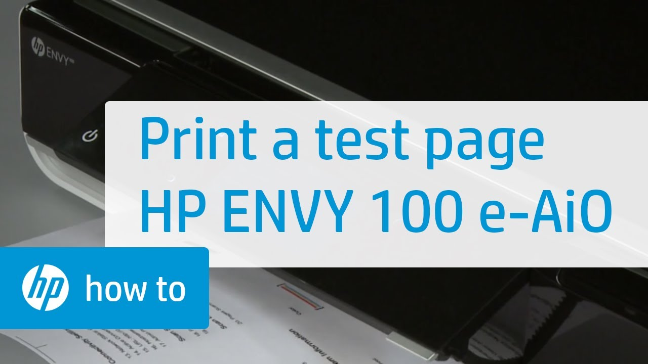 HP ENVY 100 e-All-in-One Printer D410a Basic Driver Download