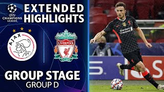 Ajax vs. Liverpool: Extended Highlights   UCL on CBS Sports