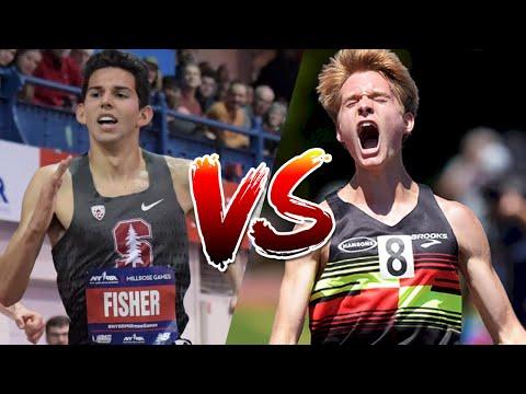 Drew Hunter Vs Grant Fisher: Who's The Better Miler?