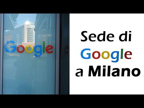 Google Milano sede
