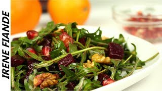 Праздничный Салат для гурманов из простых, доступных ингредиентов