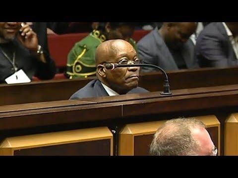 Zuma corruption case postponed to the 30th November 2018