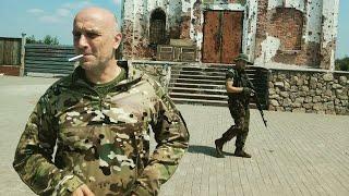 Прилепин убил всех в боях на Донбассе
