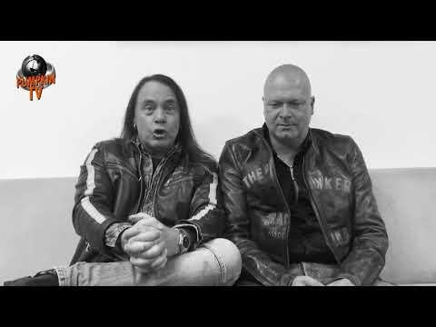 Helloween  Andi Deris und Michael Kiske über die Pumpkin United Tour