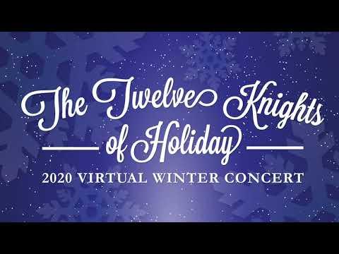 "The Pine School - ""12 Knights Of Holiday"" 2020 Virtual Winter Concert, Kindergarten"