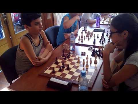 Gurbanov Ismayil - Balajayeva Khanim | Aslanov Memorial Rapid Tournament