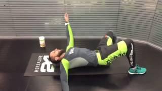 Комплекс утренних упражнений от фитнес-эксперта Herbalife Павла Фатыхова