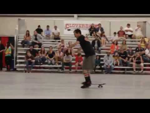 2014 World Skateboarding Championship Freestyle (4617)