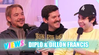 DIPLO AND DILLON FRANCIS GOT ROBBED AT SUBWAY!!