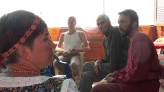 Беседа об обычае Олег Реза, 10.09.2013 (фрагм) - 00193-195