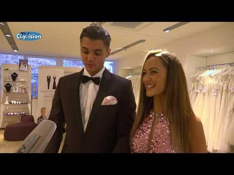 'Love Island' Tracy & Marcellino suchen ein Outfit für den roten Teppich
