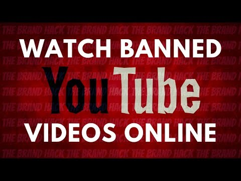 How to Watch Removed or Copyrighted YouTube Videos | Age Restricted Videos | 2017 | No Software