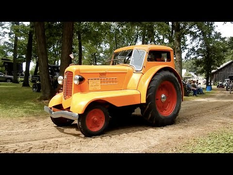 Root River Antique Engine & Tractor Show 2017 - Spring Valley, MN
