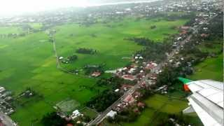 Zest Air take off (Kalibo International Airport) Aklan