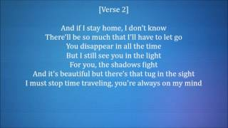 Florence + The Machine - Wish That You Were Here (Lyrics)