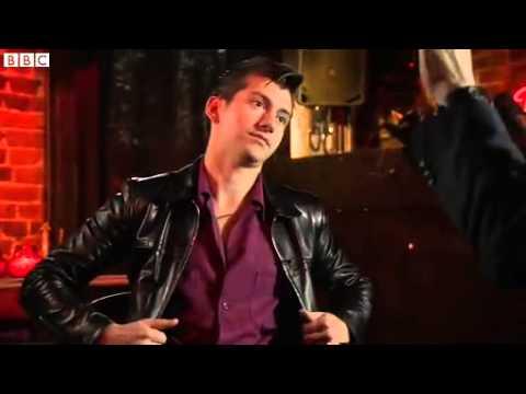 Newsnight: Arctic Monkeys' Alex On Nerves And Laundry