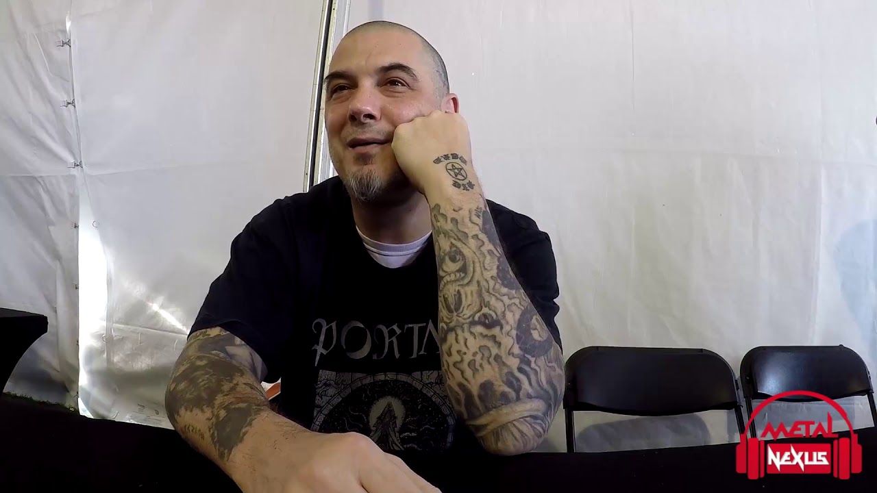 An Interview With Philip H Anselmo September 2019 Youtube