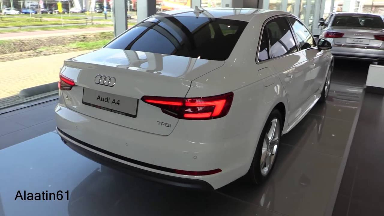 audi a4 s line 2017 in depth review interior exterior youtube. Black Bedroom Furniture Sets. Home Design Ideas