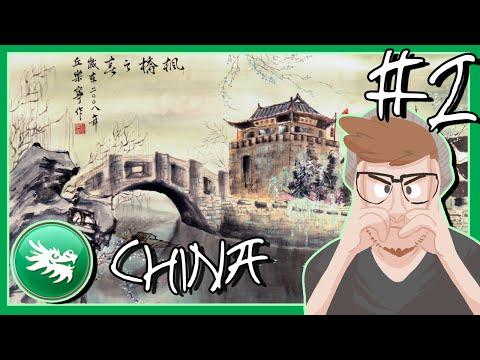 Civilization V | Modded - 3rd & 4th Unique Component Mod | China | Ep 2 [Shanghai Dawn]