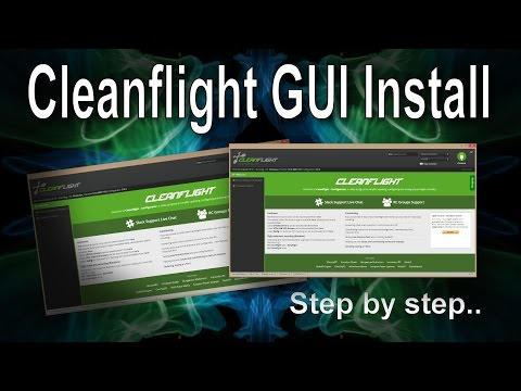 Cleanflight 2 0: Installing an older version (step by step