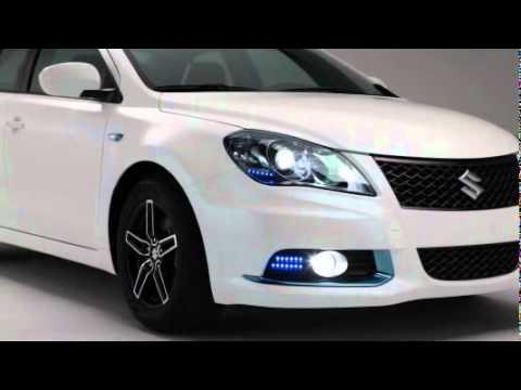 Suzuki Kizashi Ecocharge Concept Youtube