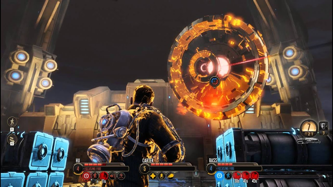 The bureau xcom declassified titan boss fight youtube for Bureau xcom declassified