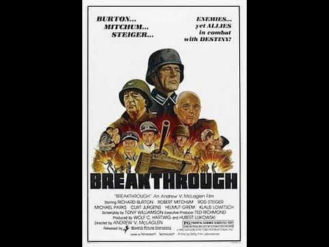 Breakthrough 1979 Richard Burton, Robert Mitchum FULL MOVIE