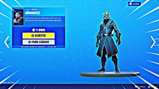 NEW SKIN FORTNITE, DAY BOUTIQUE, SEPTEMBER 10, 2019 #FORTNITE #BOUTIQUE #SKIN