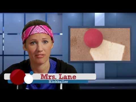 Mrs. Lane's Kickball Video